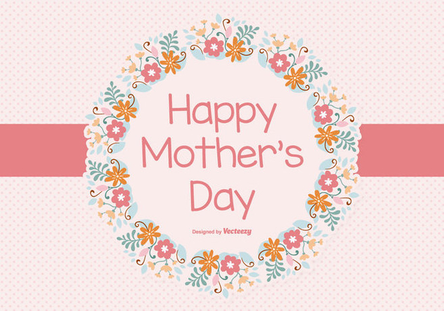 Happy Mother's Day Illustration - Kostenloses vector #368139