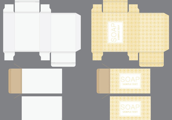 Soap Box Template - Free vector #368259