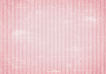 Pink Grunge Stripes Textured Background - Free vector #370279