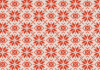 Traditional Rustic Pattern - бесплатный vector #370319