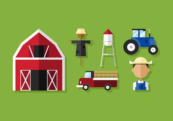 Vector Farming - бесплатный vector #370879