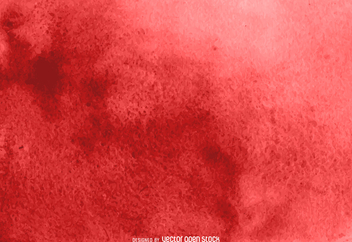 Red abstract watercolor background - Free vector #373049