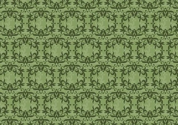 Free Vector Western Flourish Pattern - vector #374269 gratis