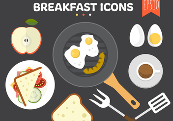 Free Food Vector Elements - Kostenloses vector #377259