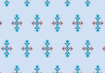 Rustic Abstract Pattern - vector gratuit #377559
