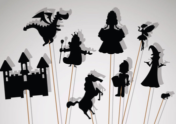 Free Shadow Puppet Vector - Free vector #380899