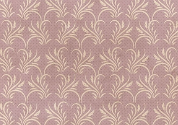 Free Vector Western Flourish Seamless Pattern - Free vector #381999