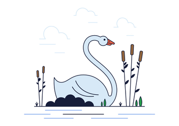 Free Goose Vector - Free vector #382069
