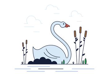 Free Goose Vector - Kostenloses vector #382069