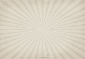 Textured Sunburst Grunge Background - Free vector #382959