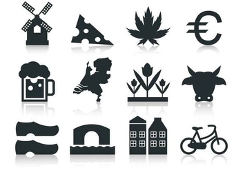 Free Netherlands Icon Vector Free - Kostenloses vector #384329