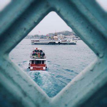 Galata Bridge, Istanbul - Free image #385179