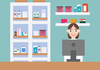 Pharmacy - Free vector #388639