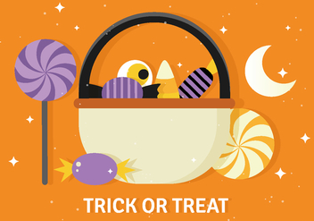 Free Halloween Vector Bucket - Kostenloses vector #390919