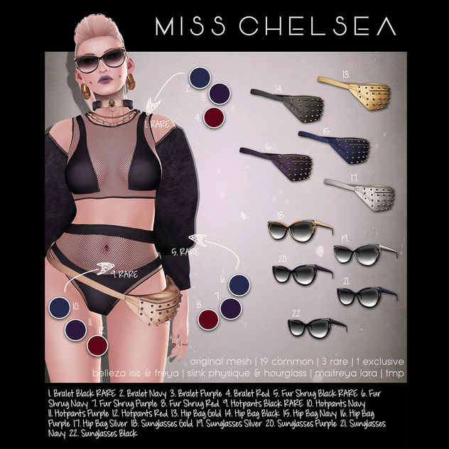 .miss chelsea. up all night gacha - coming soon to epiphany - Free image #391739