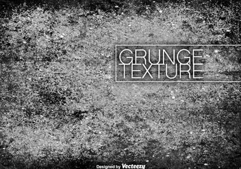 Vector Grungy And Dirty Wall Background - Free vector #392079