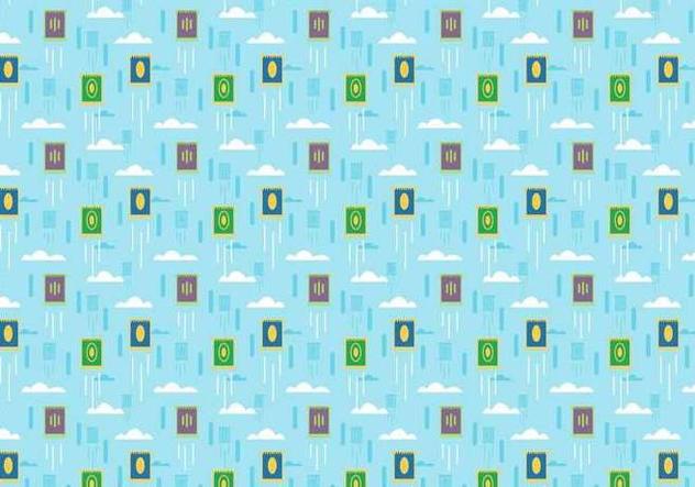 Free Magic Carpet Vector - Free vector #394439
