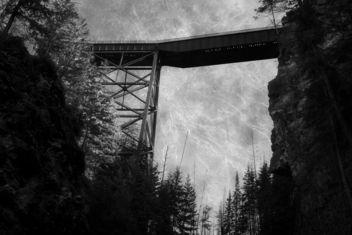 Trestle 9, Myra Canyon - Kostenloses image #394779