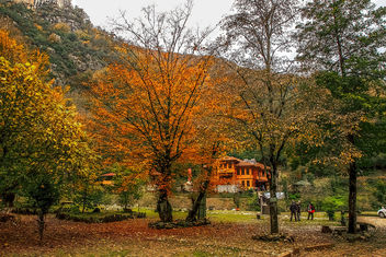 Autumn in Yenice - image #395849 gratis