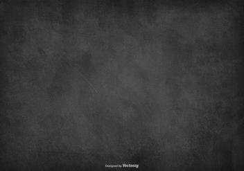 Black Chalkboard Vector Texture - Free vector #396669