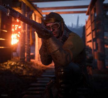 Battlefield 1 / Blackburn - Free image #397809
