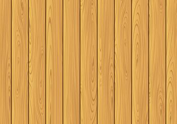 Wood Texture Vector - Kostenloses vector #399769
