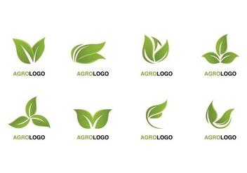 Free Agro Logo Vector - бесплатный vector #399939
