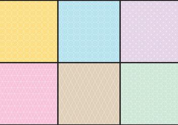 Geometric Textures - vector #403219 gratis