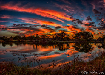 Sunrise Pano - image #403509 gratis