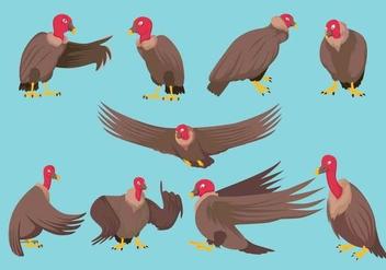 Free Condor Vector - vector gratuit #403789