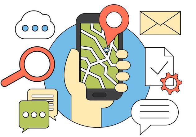 Free Navigation Vector Icons - vector gratuit(e) #404559