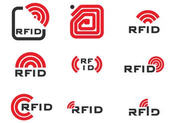 RFID Logo - бесплатный vector #404729