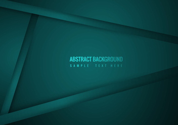 Free Vector Modern Abstract Background - Kostenloses vector #405169