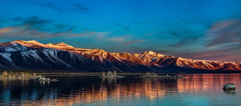 Another Mono Lake Sunrise - бесплатный image #405429