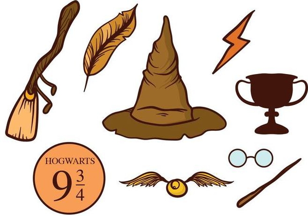 Free Hogwarts Vector - Free vector #406029