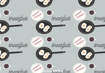 Breakfast Vector - Free vector #406379