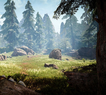 Far Cry Primal / Green as Grass - image gratuit #409679