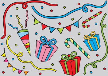 Party Element - vector #411619 gratis