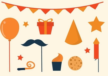 Free Party Vector - Free vector #412139