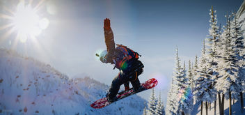 Steep / Tricks Along the Mountain - image gratuit #412459