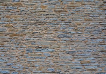Stone Wall Vector Background - vector gratuit #412939