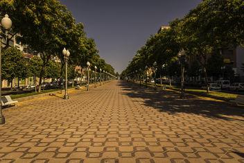 pedestrian walkway.. - Free image #413059