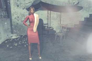 Francis Dress by Kaithleen's @ The Chapter Four - Kostenloses image #413149