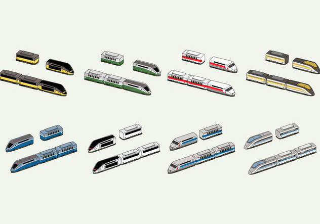 Free TGV Vector - vector #415039 gratis