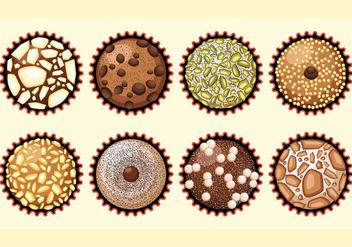 Brigadier Brazilian Chocolate - Kostenloses vector #415539