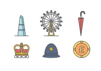 Free Icon of London Vector - vector #415729 gratis