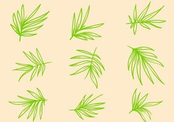 Free Bamboo Vector - Free vector #416589