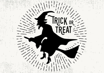 Free Trick or Treat Vector Illustration - Free vector #416709