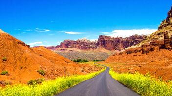 Scenic Drive - бесплатный image #416769