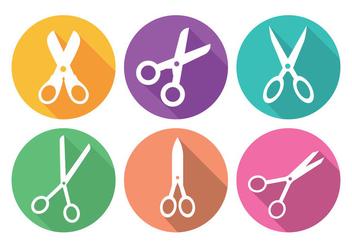 Scissors vector - Free vector #418019